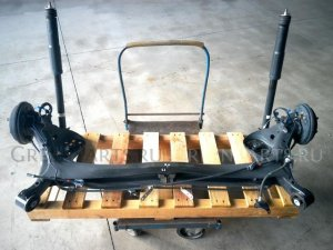 Балка подвески на Honda Fit GE6 L13A-420