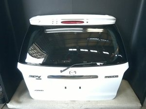 Дверь задняя на Mazda Mpv LW5W GY