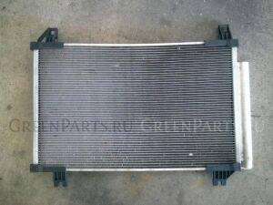 Радиатор кондиционера на Toyota Belta SCP92 2SZ-FE