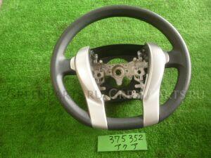 Руль на Toyota Aqua NHP10
