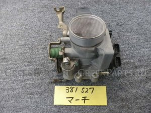 Дроссельная заслонка на Nissan March K11 CG10DE