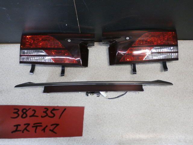 Стоп-планка на Toyota Estima ACR30W