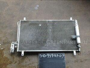 Радиатор кондиционера на Nissan Stagea NM35 VQ25DET