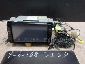 Автомагнитофон на Toyota Sienta NCP85G 1NZ-FE