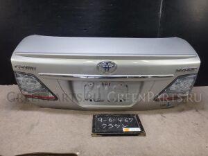 Крышка багажника на Toyota Crown GWS204 2GR-FSE