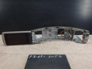Автомагнитофон на Nissan Elgrand E51 VQ35DE