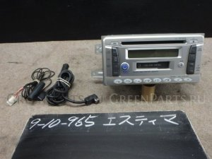Автомагнитофон на Toyota Estima ACR40W 2AZ-FE