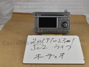 Автомагнитофон на Honda Life JC2 P07A