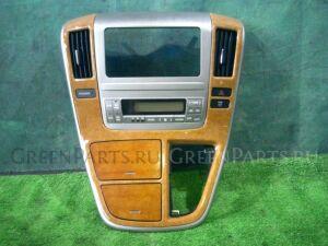 Блок управления климатконтроля на Toyota Alphard MNH15W 1MZ-FE