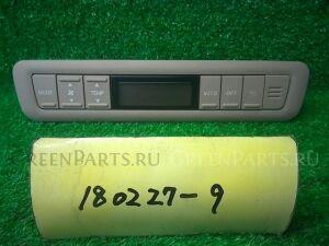 Блок управления климатконтроля на Toyota Alphard MNH10W 1MZ-FE