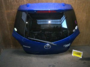 Дверь задняя на Mazda Demio DE3AS ZJ-VE