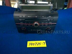 Автомагнитофон на Mazda Axela BK5P ZY-VE