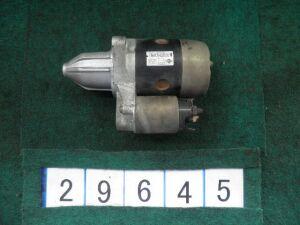Стартер на Nissan PRAIRIE LIBERTY PM12 SR20DE