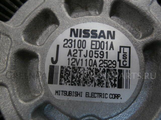 Генератор на Nissan Note E11 HR15DE