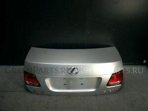 Крышка багажника на Toyota LEXUS GS GWS191 2GR-FSE