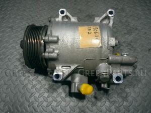 Компрессор кондиционера на Honda Civic FN2 K20A