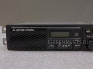 Автомагнитофон на MMC;MITSUBISHI Minicab U62V 3G83