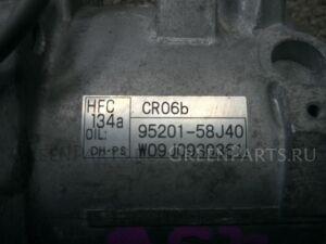 Компрессор кондиционера на Nissan Moco MG22S K6A