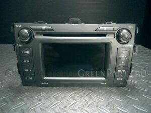 Автомагнитофон на Toyota Corolla Axio NZE141 1NZ-FE