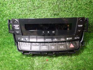 Блок управления климатконтроля на Toyota Alphard ANH20W 2AZ-FE