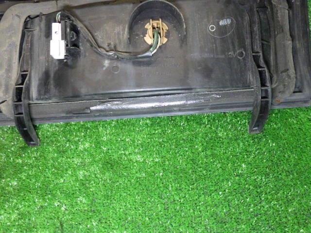 Стоп-планка на Toyota Hiace KZH106G 1KZ-TE