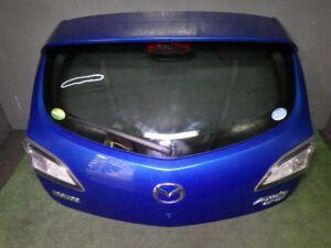 Дверь задняя на Mazda Axela BLFFW