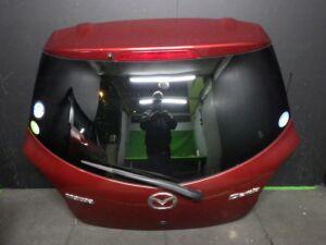 Дверь задняя на Mazda Demio DE3FS