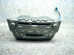 Автомагнитофон на Toyota LEXUS IS GSE20 4GR-FSE