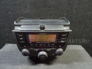 Автомагнитофон на Honda Accord CL7 K20A