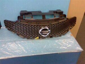 Решетка радиатора на Nissan Note E12 HR12DE