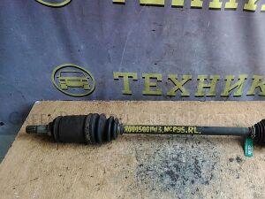Привод на Toyota VITZ/BELTA/RACTIS NCP95/NCP96/NCP105