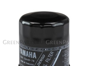 Фильтр масляный на YAMAHA