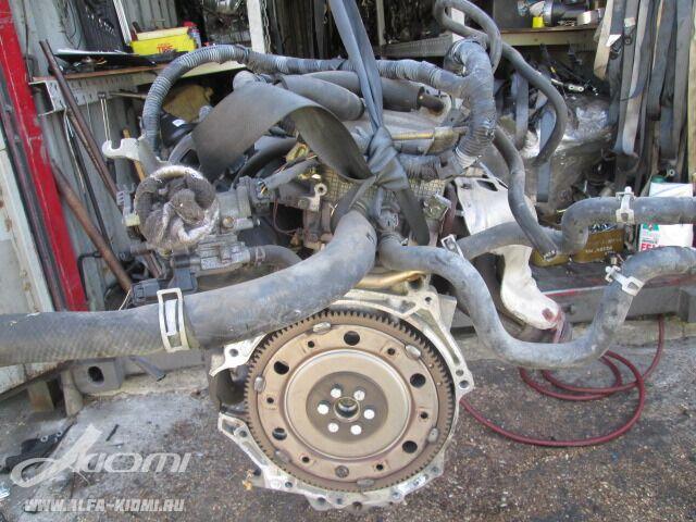 Двигатель на Toyota Corolla NZE124, NZE121 1NZ-FE