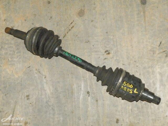 Привод на Toyota Caldina ST198 3S-FE