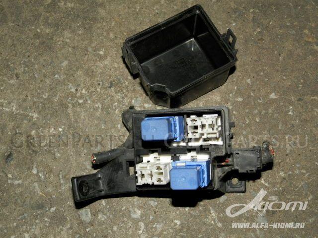 Блок предохранителей на Nissan X-Trail NT30 QR20DE