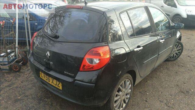 Генератор на Renault Clio III (2005-2012) номер/маркировка: 8200323137