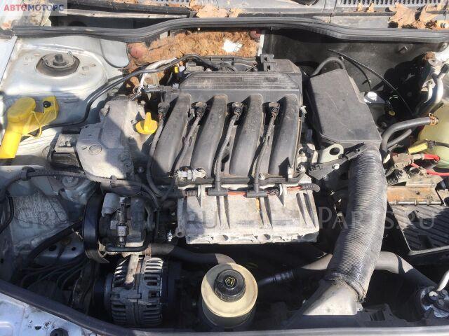 Генератор на Renault Megane I (1995-2003) номер/маркировка: 7700434899
