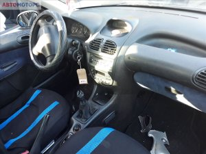 Фара на Peugeot 206