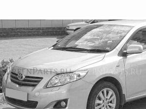 Крыло на Toyota Corolla