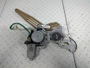 Стеклоподъемный механизм на Mitsubishi Pajero Sport