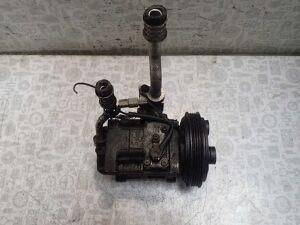 Компрессор кондиционера на Mazda Demio DW (1997-2002) номер/маркировка: H09A0AA4HU