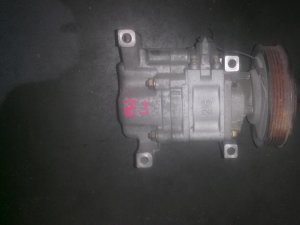 Компрессор кондиционера на Mazda Demio DY3W ZJ H09A1AC4DT
