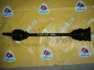 Привод на Toyota SXA10/SXA11