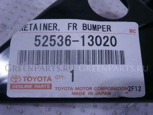 Крепление бампера на Toyota Corolla Fielder NZE124 1NZ-FE