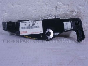 Крепление бампера на Toyota Caldina AZT241 1AZ-FSE