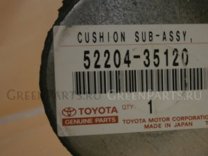 Подушка кузова на Toyota Land Cruiser Prado GRJ120 1GR-FE