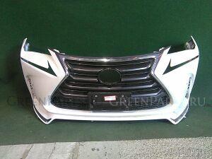 Бампер на Lexus NX300H, NX200T AGZ15, AYZ10, AYZ15, AGZ10 8AR-FTS