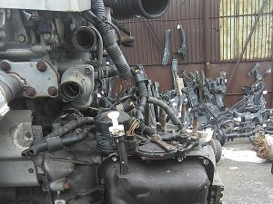 Кпп автоматическая на Mitsubishi Chariot Grandis N84W 4G64 F4A422E6A