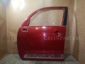 Дверь на Citroen C3 PICASSO