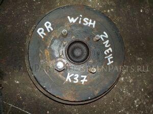 Ступица на Toyota Wish ZNE10 1ZZFE